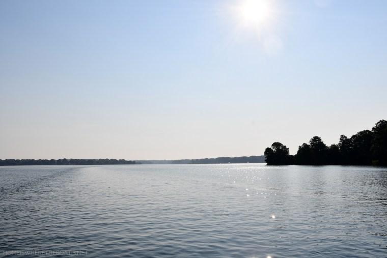 Weekend Waterview Lake Norman   ©homeiswheretheboatis.net #boating #lake #pontoon