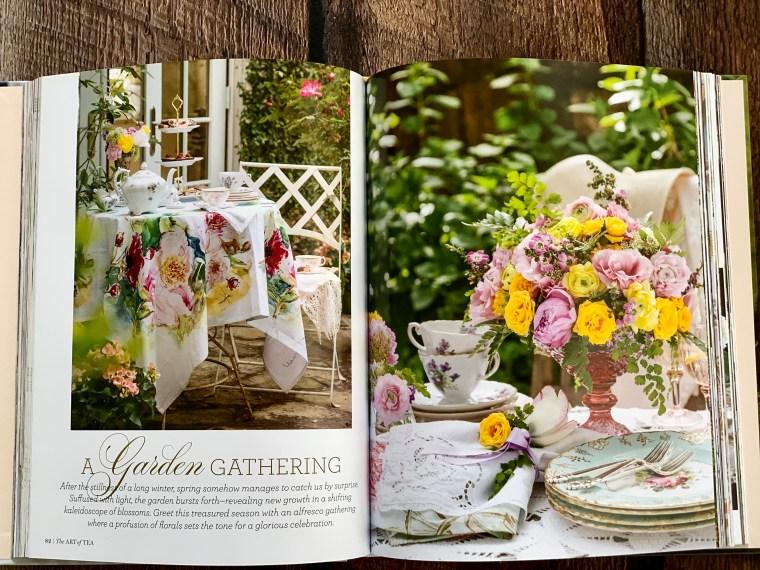 Victoria: The Art of Tea Recipes & Rituals | ©homeiswheretheboatis.net #teatime