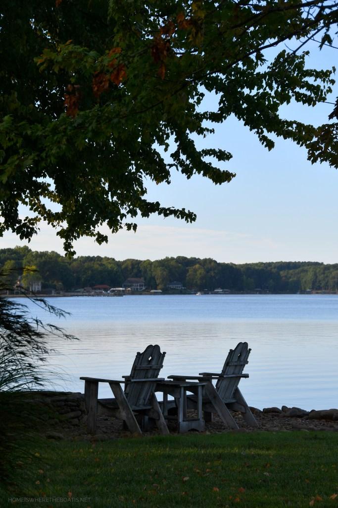 Weekend Waterview Lake Norman | ©homeiswheretheboatis.net #LKN