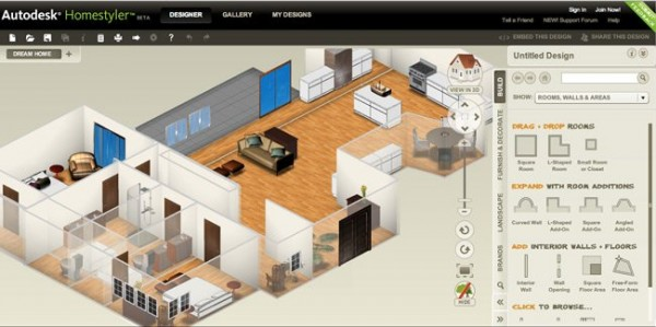 Top Free Online Virtual Room Programs And Tools 3d Architecture