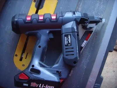Senco Finish Nailer Troubleshooting