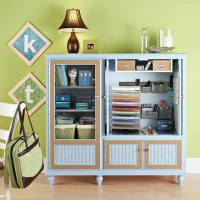 5 Reinvented Uses for Old Entertainment Centers ...