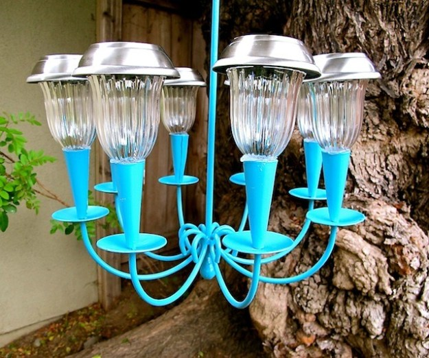 DIY Solar PoweredChandelier | Solar Powered Inventions That Will Change The World [2nd Edition] | Homesteading