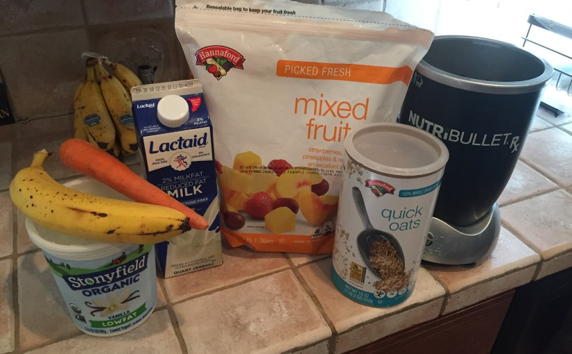 NutriBullet Rx Review (and how that has anything to do with budgies)