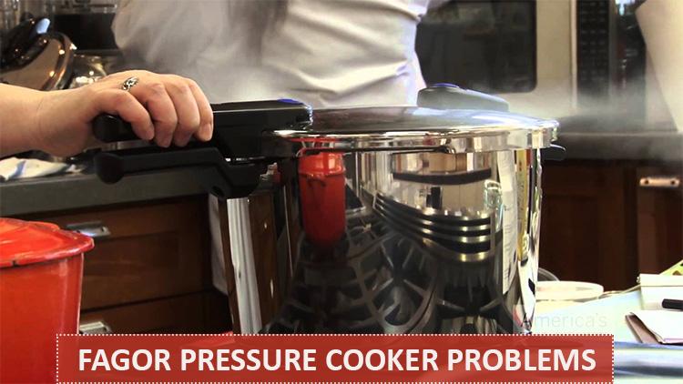 Fagor pressure cooker problems