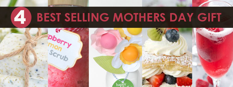 Best-selling Mother's Day gifts
