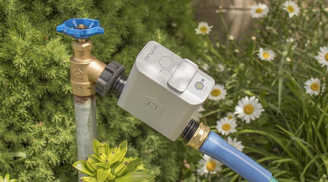 orbit b hyve hose faucet timer review
