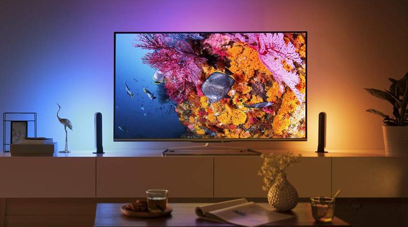 Forthcoming Philips Hue Play Light Bar Available to PreOrder on Amazoncouk  Homekit News and