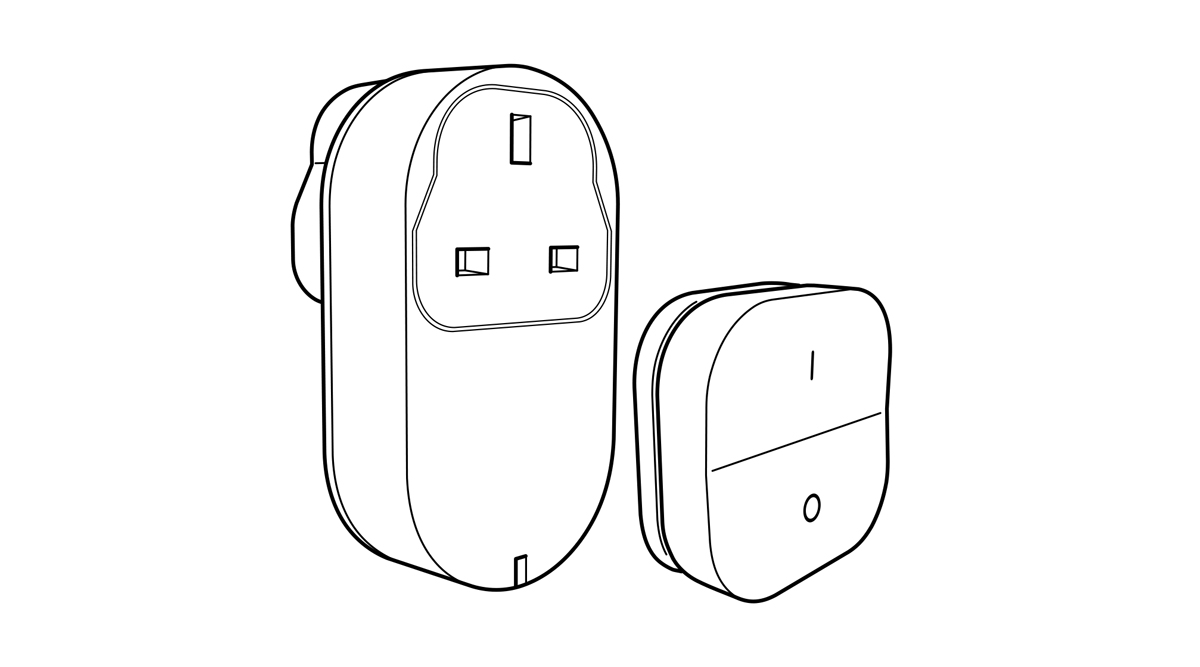 First Glimpse of The New UK Trådfri Smart Plug…Sort of