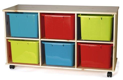 7 Blooming Marvellous Storage Ideas For Kids Rooms