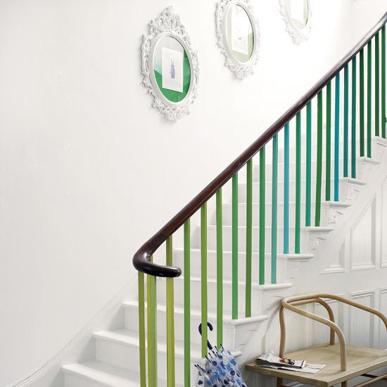 2 hallway colour schemes ideas stairs Hallway colour scheme ideas