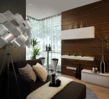 Modern Contemporary Living Room Interior Design
