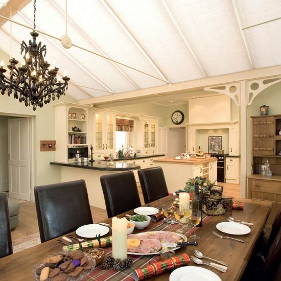 4 open plan kitchen diners Open plan conservatory extension Open plan Kitchen Diners