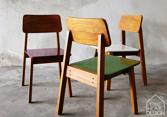 2 sim chair by take home design Sim Chair by Take Home Design