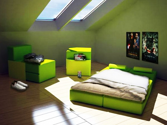 2 modern furniture for small rooms Modern Furniture For Small Rooms