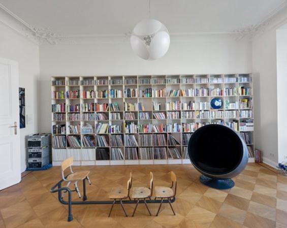 5 unique berlin loft by rodeo interior concepts Unique Berlin Loft by Rodeo Interior Concepts