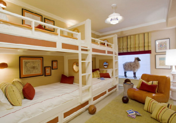 6 space saving bunk beds ideas Space Saving Bunk Beds Ideas