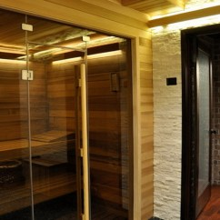 Kitchen Ventilation Options Little Bakers Comfortable Apartment In The Sauna | Home Interior Design ...