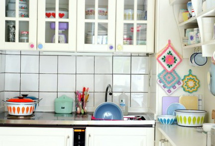Bright And Sweet Home Home Interior Design Kitchen And Bathroom