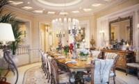 The interior a luxury villa in Qatar | Home Interior ...