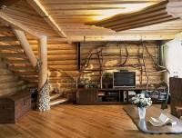 The interior in the Russian style | Home Interior Design ...