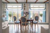 Mediterranean-style Living Room Design