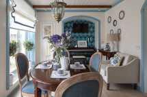 Mediterranean-style Living Room