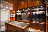 Point and Aim of Good Gun Room Design | Home Interior ...