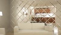 Mirror Walls: Plastic Panels and Tiles