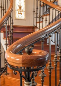 Forged Stair Railings: How to Fit Them in Different