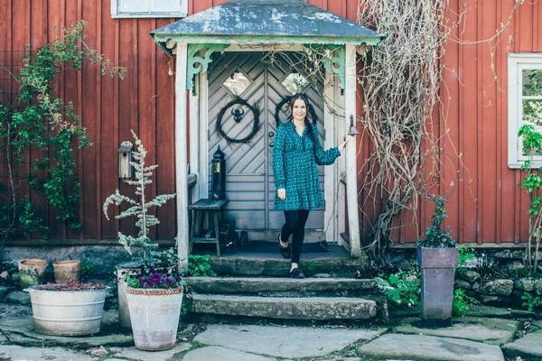 Bohemian Door, Stencilling And Chalk Paint  Boho, Gypsy