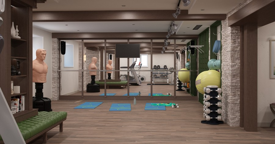 Home Gym Interior Design Tips