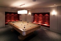 Billiards Room Interior Design Tips and Ideas | Home ...