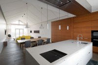 Contemporary Russian House 3-in-1 | Home Interior Design ...