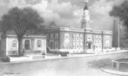 library athol building town drawing hall leed downtown 1924 massachusetts obtained platinum facts amazing carnegie historic usa interior famous