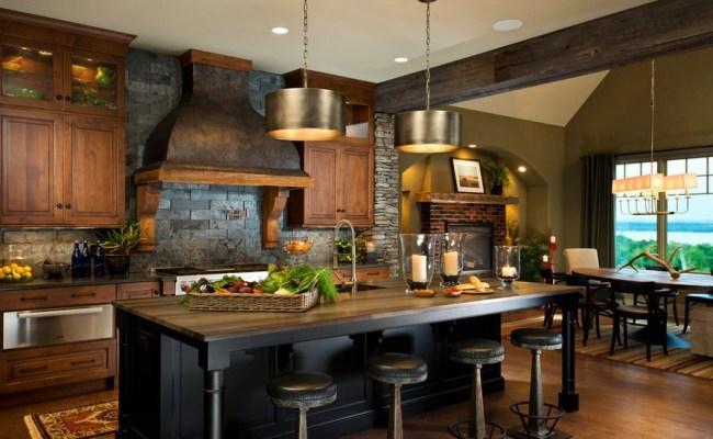 20 Amazing Solid Wood Kitchens Home Interior Design