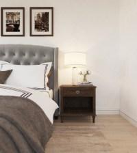 Super-Relaxing & Elegant Bedroom Interior Design in Beige ...
