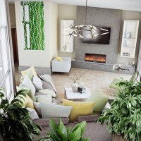 10 Fresh Living Room Interior Ideas from Designers
