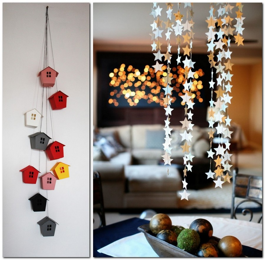 Paper Garlands Home Dcor That Makes You Happier  Home