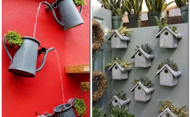 30 Garden Décor Ideas Easy More Comprehensive Home