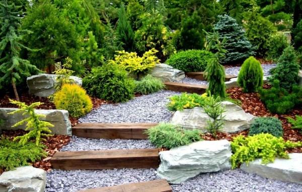 garden path materials