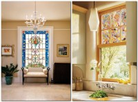 Stained Glass in Interior Design: 30 Inspiring Ideas ...