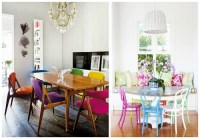 How to Choose Mismatched Dining Chairs Tastefully: 7 Tips ...