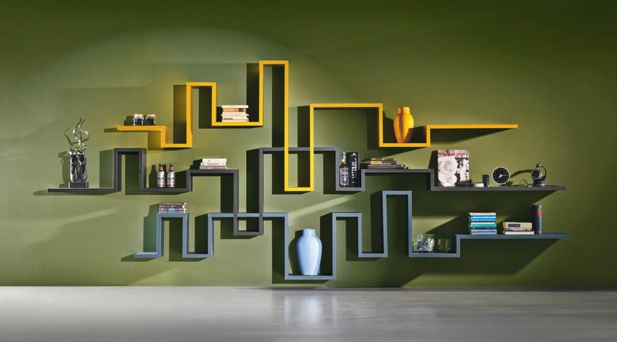 20 Fresh Amp Trendy Bookshelf Designs Home Interior Design