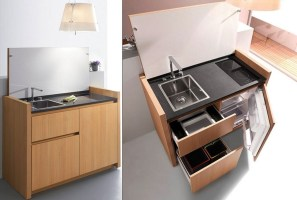 3 All Inclusive Mini Kitchen Sets for Tiniest Areas   Home ...