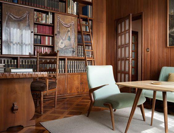 Osvaldo Borsanis Villa of 1940s Timeless Design  Art