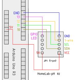 homelab ph connect to arduino uno r3 diagram  [ 1430 x 1800 Pixel ]