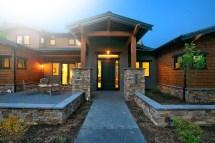 Custom Home Design - Landscape Craftsman Modern