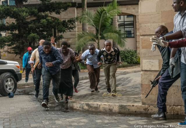 Terrorist Group Claims Responsibility for Nairobi Hotel Attack