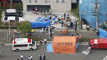 Several Injured in Stabbing Attack in Japan